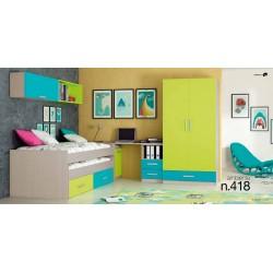 Dormitorio Juv. Río 418