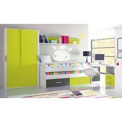 Dormitorio Juv. Río 420