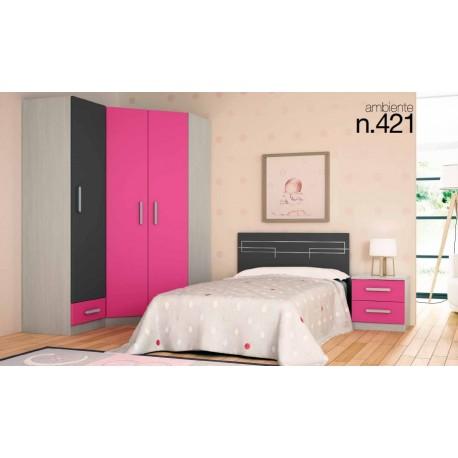 Dormitorio Juv. Río 421