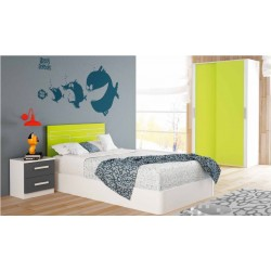 Dormitorio Juv. Río 426