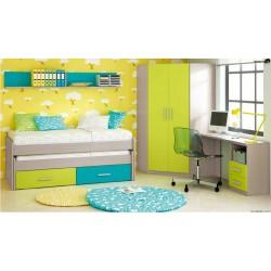 Dormitorio Juv. Río 404