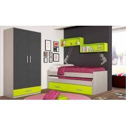 Dormitorio Río 414