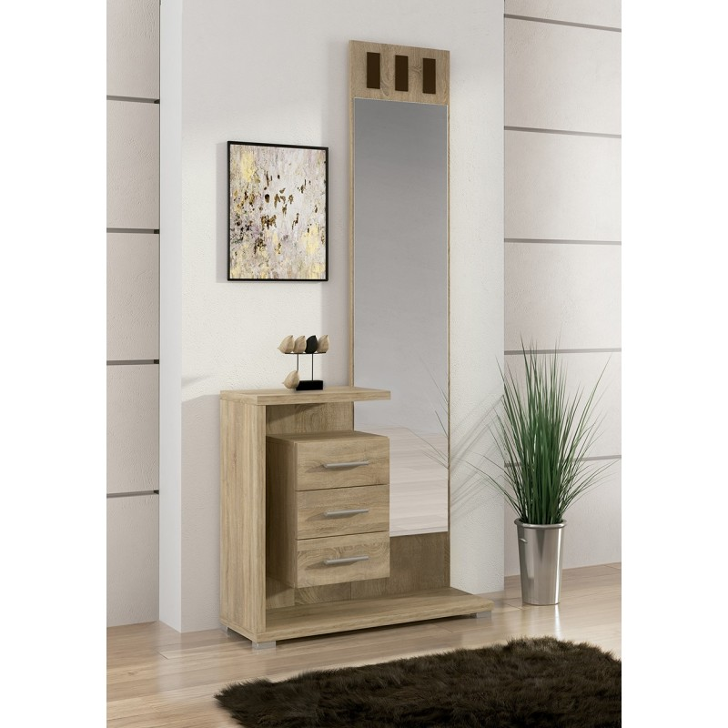 Recibidor modelo prisma muebles di factory sevilla for Muebles lara cordoba