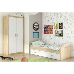 Dormitorio juvenil Lara 01