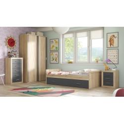 Dormitorio juvenil Lara 02